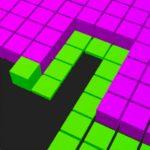【Color Fill 3D】カラフルブロック崩し