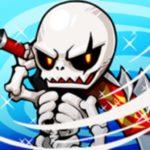 【デスナイトくん】骸骨剣士を放置で育てよう!